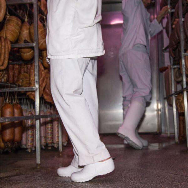 Max confort stivale agricoltura bianco settore alimentare